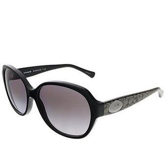 b08da57227 Compra Gafas De Sol Coach HC815053461159 Mujer Negro online ...