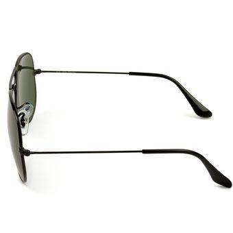 0c8e0663509c0 ... france lentes de sol ray ban aviator gota grande rb3026 l2821 62mm  negro 975ca 3d746 ...