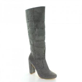 382d3dfab78 Compra Bota para Mujer Emilio Bazan 9242-042372 Color Gris online ...