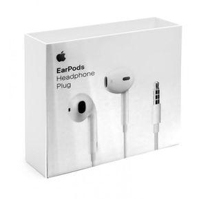 a5c86a433b7 Audifonos Earpods Apple Originales iPhone 5c 5s 6 6s / 6 Plus - Blanco
