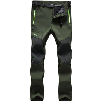 Pantalones De Senderismo Para Hombre Pantalones De Invierno Transpirables Resistentes Al Agua Con B Linio Chile Ge018sp1a6ki1lacl