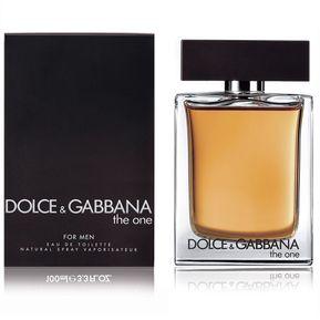 e19f3202e3810 Gabbana The One For Men Dolce   Gabbana Eau De Toilette100ml