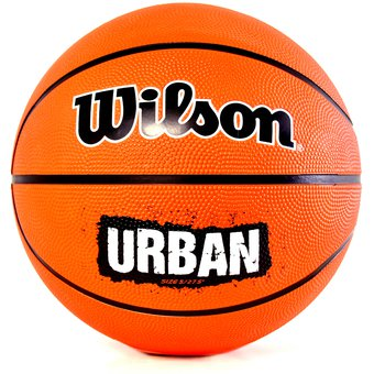 Compra Balón Basquetbol Urban  5 Naranja Wilson online  670792d857d