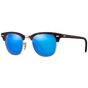 lentes de sol para hombres ray ban azules
