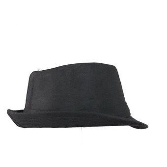 Compra Sombrero Fedora Hombre Kast Store Pana - Negro online  342a6e90890