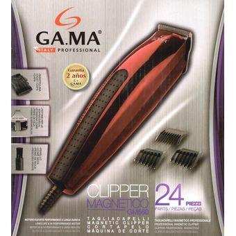 Compra MAQUINA CORTAPELO PROFESIONAL GAMA Kit 24 PIEZAS INOX MOD ... cca605dc4270