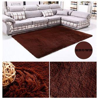Compra eb alfombra decorativa tapete para sala cafe online Alfombras persas en mexico