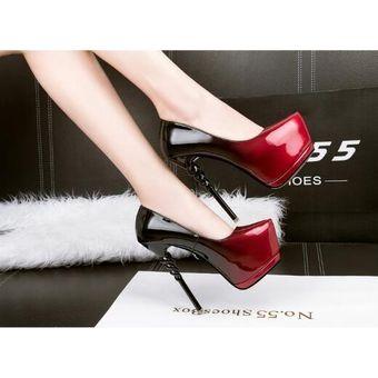 7fa59aa5 Compra Zapatos de tacon Generic Mujer-Rojo online | Linio Argentina