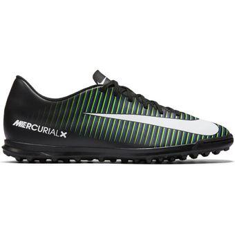 Compra Zapatos Fútbol Hombre + Nike MercurialX Vortex III TF + Hombre Medias 55bff0