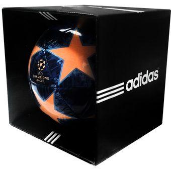 Compra Balón Original Adidas UEFA Champions League 2018 No 5 - Azul ... d16be6981ae99