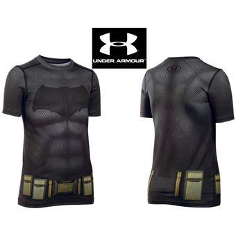 8ab032bccaab3 Compra Batman playera de compresion Under Armour alter ego batman ...