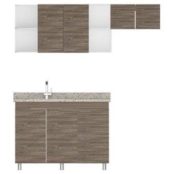 Compra Kit muebles de cocina aglomerado RTA DESIGN online   Linio Chile