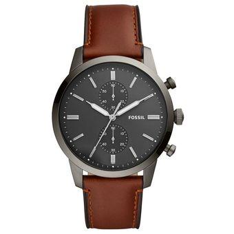 703eac5e5af7 Compra Reloj Fossil Hombre Café FS5522 online