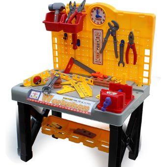 Agotado Mesa De Herramientas De Juguetes Para Niños