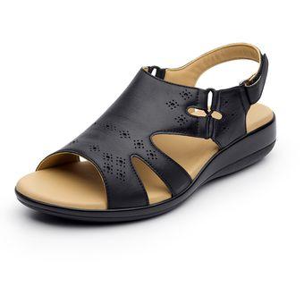fe3b36c391 Compra Sandalia Flexi casual para dama - 34906 negro online