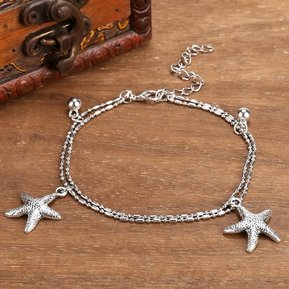 c0c5e8a30705 Pulsera Estrella De Mar Para Mujer