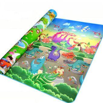 juego ecol/ógico para la salud de los ni/ños Alfombra ortop/édica de masaje para el suelo del puzle