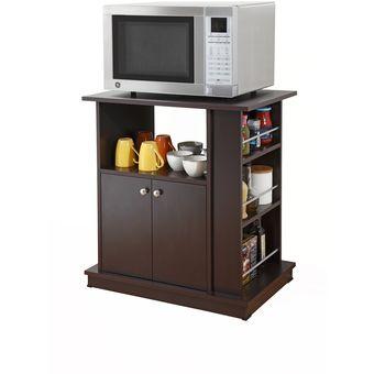 Compra Mueble Auxiliar De Cocina Modelo Toscana MVI Color Chocolate ...