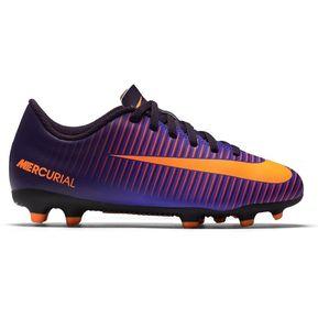 Guayos Niño Nike Jr Mercurial Vortex III FG -Morado 7bc4de0efdaf3