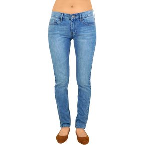 9ee86d1ddd6 Pantalon Mezclilla Breton Jeans Dama Slim – Azul