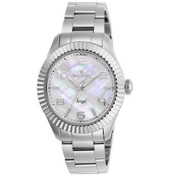 ddf85753a6f3 Compra Reloj Angel Invicta MODELO 27462 Plateado online