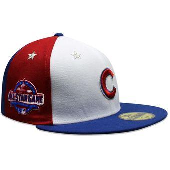 Compra Gorra New Era 59 Fifty MLB Cubs All Star Game 2018 Azul Rojo ... bda4ab9054e