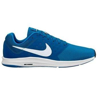 Hombre Deportivos Nike 7 Zapatos Downshifter Azul TJ3F1cluK