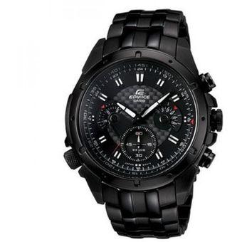 Casio Edifice 1avdf 535bk Para Hombre Inoxidable Ef Acero Correa Reloj uTwXiZPOk
