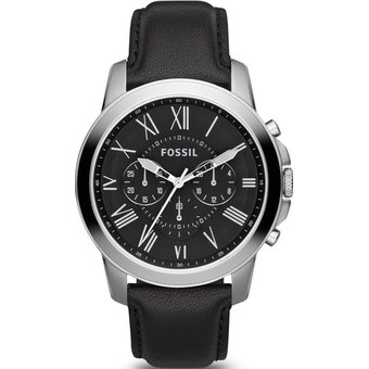 00b6efb95 Compra Reloj Fossil FS4812 Analógico Correa De Cuero Para Hombre ...