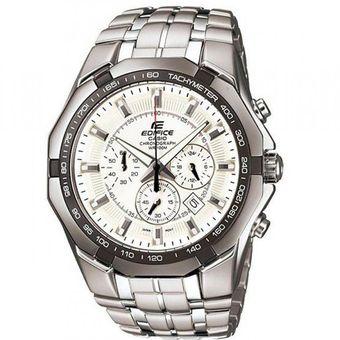 f2ad9823f9ce Reloj Casio Edifice EF-540D-7AVDF Correa Acero Inoxidable Para Hombre
