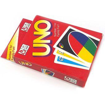 Compra Uno Cartas De Juegos En Salon O Mesa E Thinker Multicolor