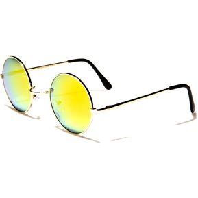 09c303b2d3 Gafas Lentes Sol Filtro Uv 400 Estilo Aviador Mujer eyed12008b amarillo