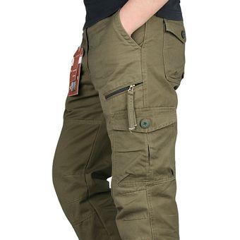 Pantalones Tacticos Hombres Militar Ejercito Negro Algodon Ix9 Ropa De Calle Con Cremallera Otono Monos Cargo Pantalones Hombres Estilo Militar Xyx A1604 6 Khaki Green Linio Peru Ge582fa0kiusflpe