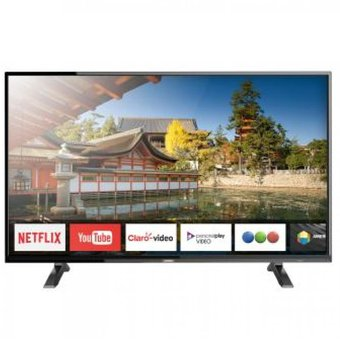 Smart Tv 50 Pulgadas Led Full Hd 1080p Netflix Youtube