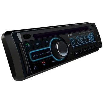 Autoestereo X-view Ca-3100bt Usb Aux Bluetooth Cd Am/fm Mp3