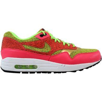 d99f785771d32 Compra Tenis de mujer Nike Air Max 1 SE 881101-300 Verde online ...