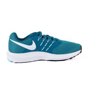 fbb28f5ab65 Compra Zapatos Deportivos Mujer Nike Run Swift-Azul online