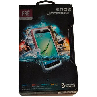 Compra Estuche Lifeproof Fre Para Samsung S7 - Negro online  77833e7b84a6