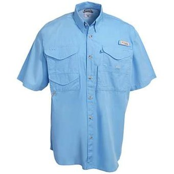 Compra Camisa Columbia Bonehead II Dama Azul Celeste online  46494f409e7