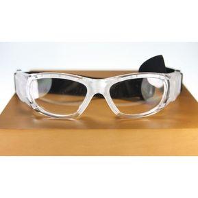 4c3e9223b0 Goggle Deportivo para Graduar Juvenil Oftalmico Cristal-Transparente