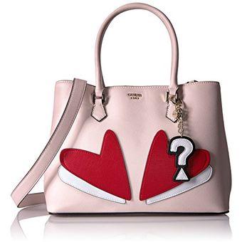 ff7776e78 Compra Cartera Guess Pin Up Pop Shopper - Rosa online   Linio Perú