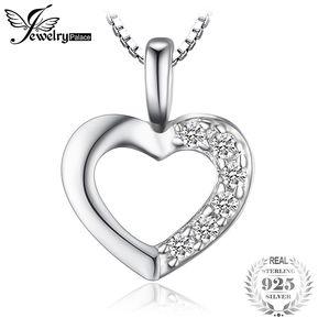 9038e311da93 Collar Colgante Jewelrypalace Circonio Cúbico 925 Plata Esterlina