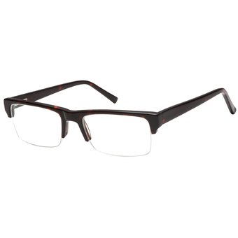 dea8b52a64e9a Gafas Monturas En Acetato Lentes Oftalmológicos Para Fórmula Médica A97A  Café