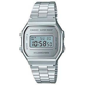 9161f2b2eb49 Reloj Casio Vintage Digital A168WEM7VT