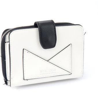 diseñador de moda 51773 70d54 Billetera Kenneth Cole Catalina Wallet White
