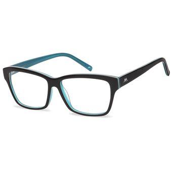 61943501f926a Agotado Monturas Montana En Acetato Oftálmicas Para Lentes Opticos  Formulados - Gafas Marco MA793E