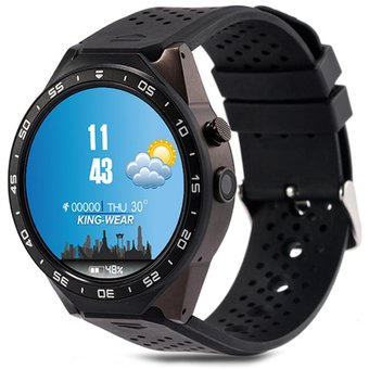 LEMFO KW88 Smartwatch Android 5.1 Bluetooth GPS 512MB+4 - Colores Varios