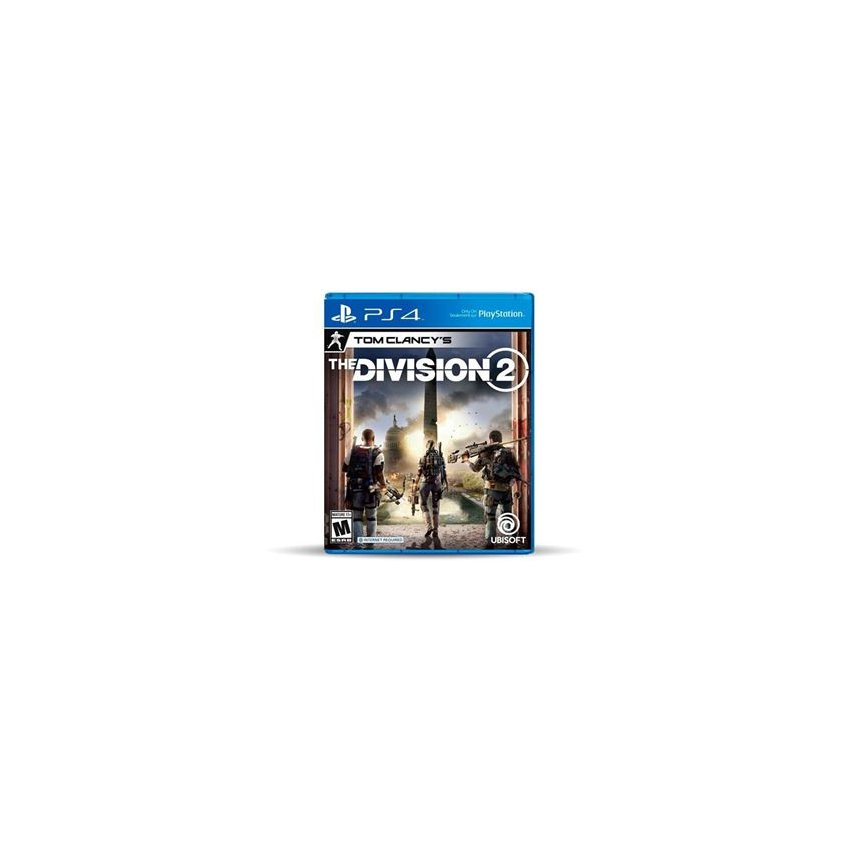 Tom Clancy´s: The Division 2 Playstation 4 - Ps4