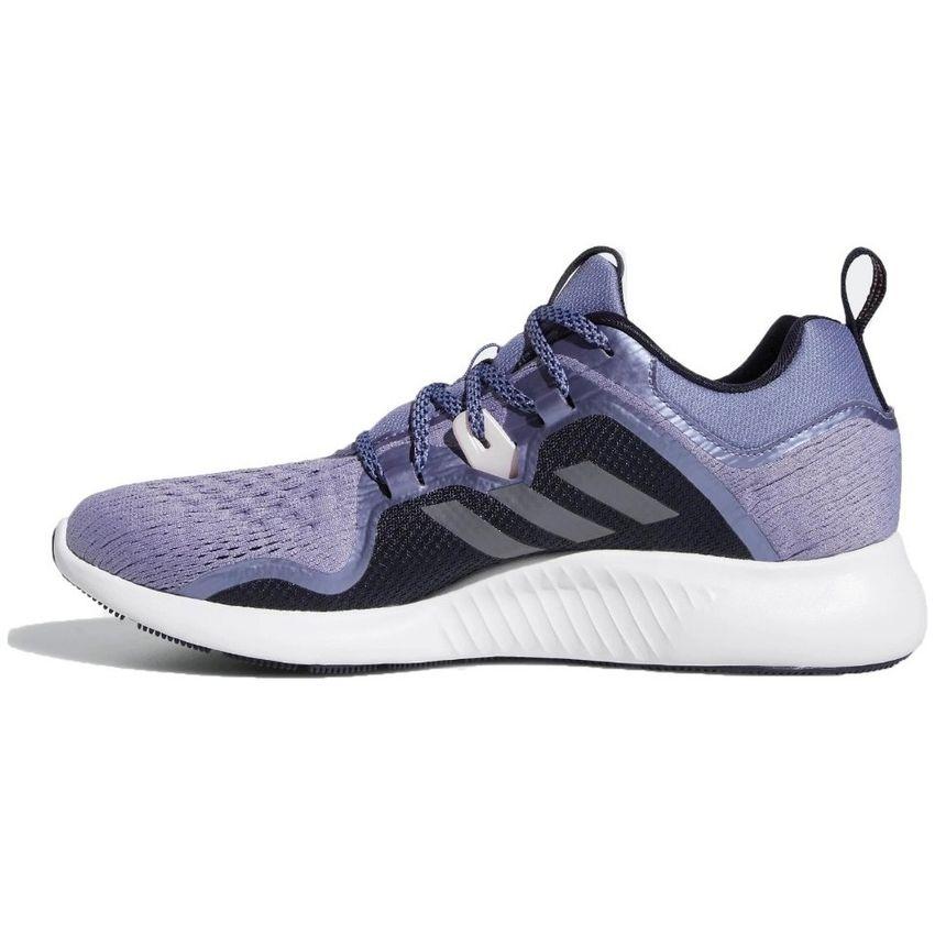 Zapatillas Adidas Running Mujer Edge Bounce Violeta - Negro