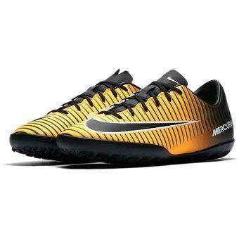 Compra Zapatos Fútbol Niño Nike Jr MercurialX Victory VI TF -Naranja ... c55ea4246d91a